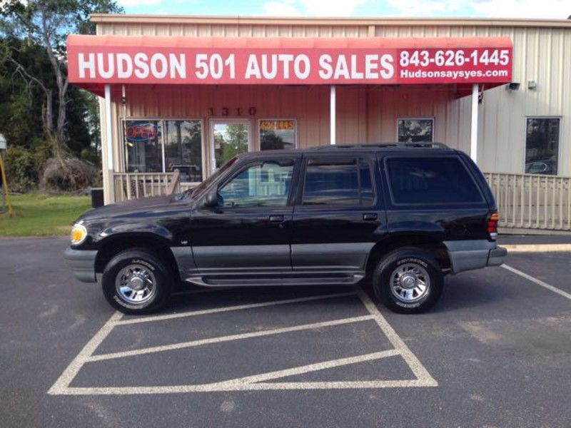 1999 Mercury Mountaineer AWD in Myrtle Beach South Carolina