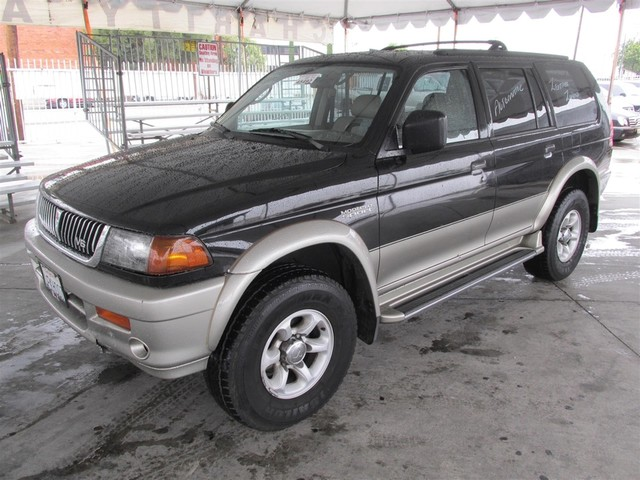1999 Mitsubishi Montero Sport LTD Please call or e-mail to check availability All of our vehicl
