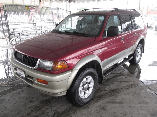 1999 Mitsubishi Montero Sport XLS Please call or e-mail to check availability All of our vehicl