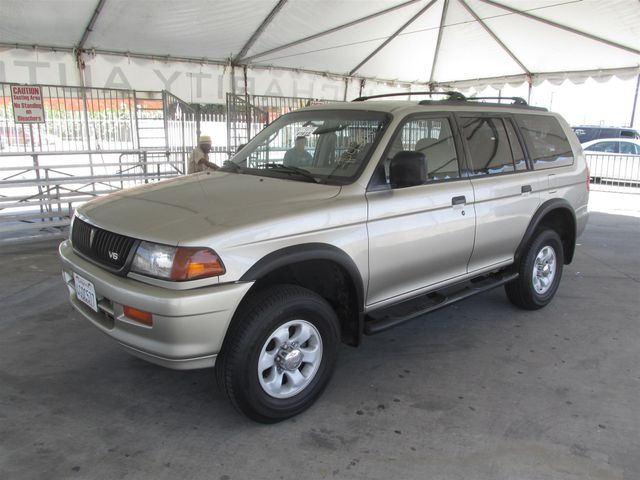1999 Mitsubishi Montero Sport LS Please call or e-mail to check availability All of our vehicle