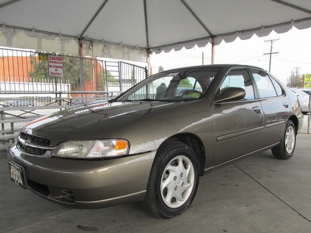 1999 Nissan Altima GXE Please call or e-mail to check availability All of our vehicles are avail
