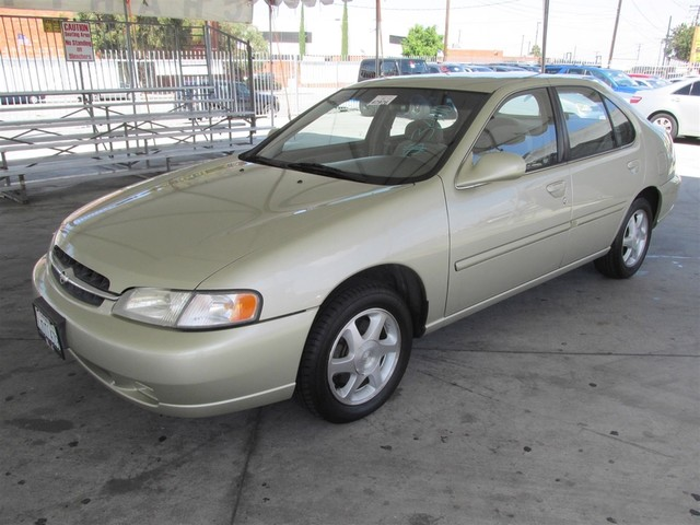 1999 Nissan Altima GXE Please call or e-mail to check availability All of our vehicles are avai
