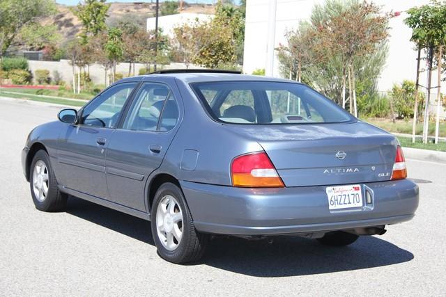 1999 Nissan Altima GLE Santa Clarita, CA 5