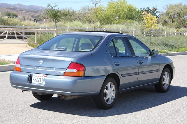 1999 Nissan Altima GLE Santa Clarita, CA 6