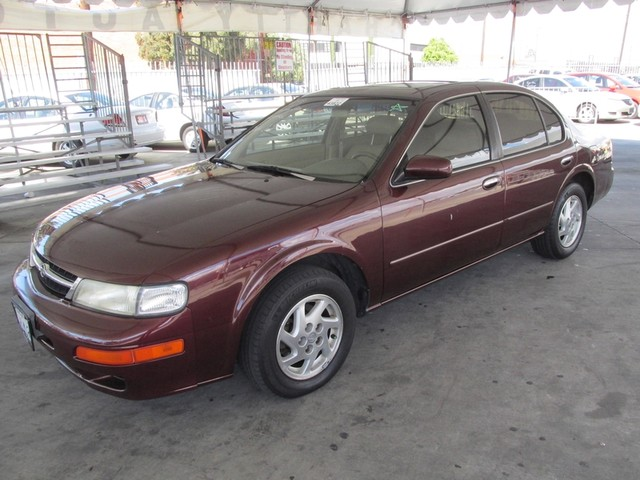 1999 Nissan Maxima GLE Please call or e-mail to check availability All of our vehicles are avail