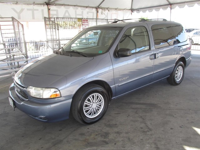 1999 Nissan Quest GXE This particular Vehicle comes with 3rd Row Seat Please call or e-mail to ch