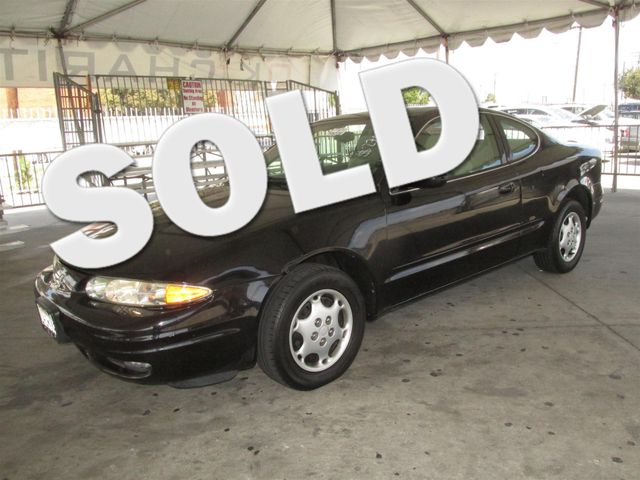 1999 Oldsmobile Alero GL Please call or e-mail to check availability All of our vehicles are av