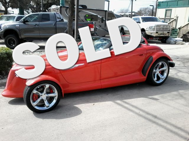 1999 Plymouth Prowler 1 of only 1322 made  in this color San Antonio, Texas 0