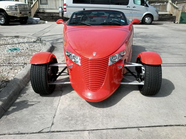 1999 Plymouth Prowler 1 of only 1322 made  in this color San Antonio, Texas 6