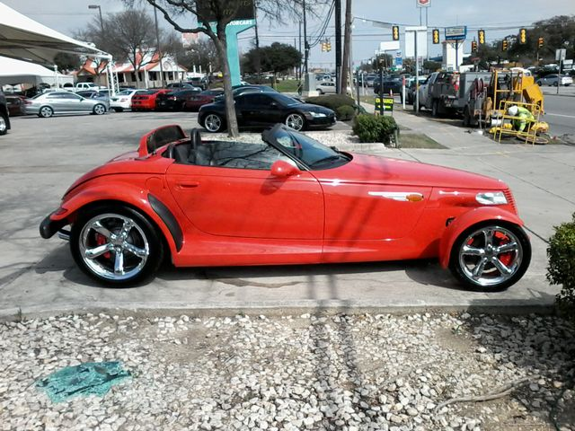 1999 Plymouth Prowler 1 of only 1322 made  in this color San Antonio, Texas 7
