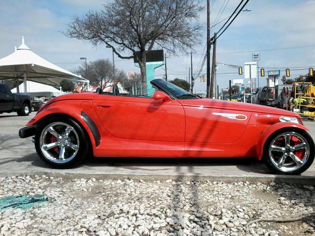 1999 Plymouth Prowler 1 of only 1322 made  in this color San Antonio, Texas 1