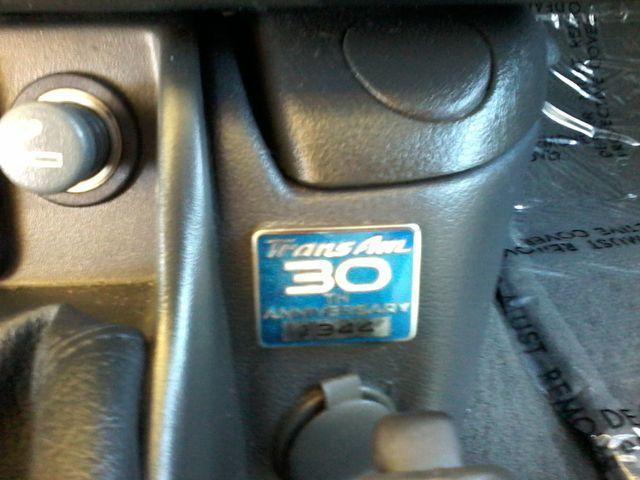1999 Pontiac Firebird 30th anniversary Formula WS6 San Antonio, Texas 21