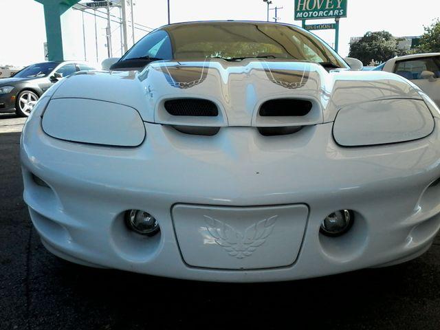 1999 Pontiac Firebird 30th anniversary Formula WS6 San Antonio, Texas 5