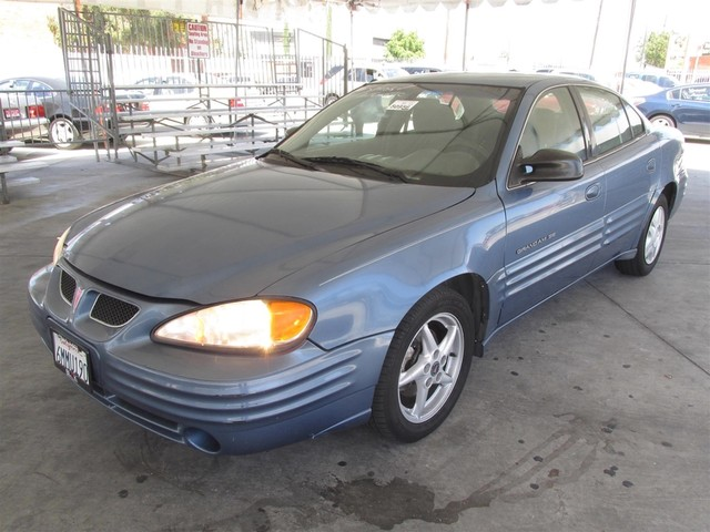1999 Pontiac Grand Am SE1 Please call or e-mail to check availability All of our vehicles are a