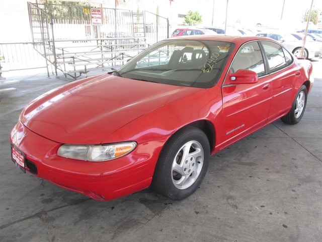1999 Pontiac Grand Prix SE Please call or e-mail to check availability All of our vehicles are