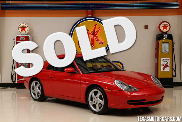 1999 Porsche 911 Carrera C2 This non-smoker 1999 Porsche 911 Carrera C2 Cabriolet is in amazing co