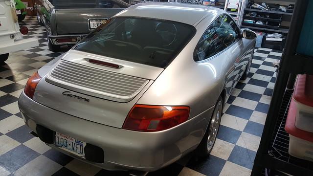 1999 Porsche 911 Carrera Arlington, Texas 26