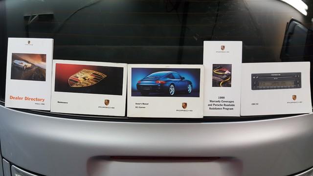 1999 Porsche 911 Carrera Arlington, Texas 54