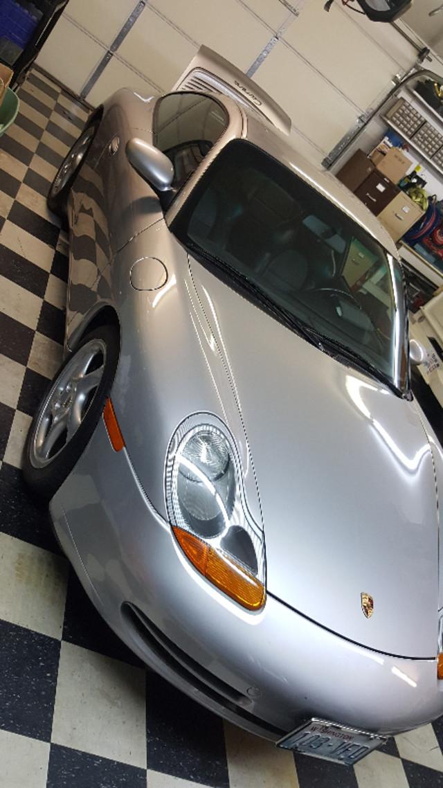 1999 Porsche 911 Carrera Arlington, Texas 25