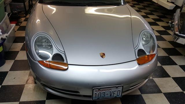1999 Porsche 911 Carrera Arlington, Texas 24