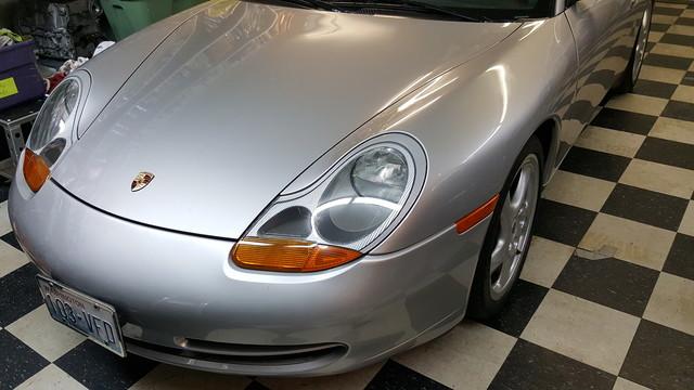 1999 Porsche 911 Carrera Arlington, Texas 28
