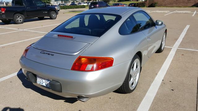 1999 Porsche 911 Carrera Arlington, Texas 4