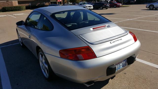 1999 Porsche 911 Carrera Arlington, Texas 10