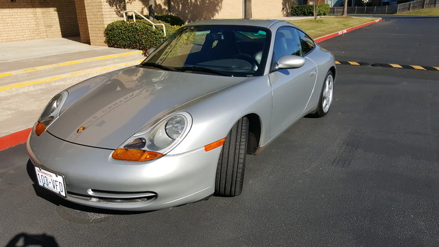 1999 Porsche 911 Carrera Arlington, Texas 8