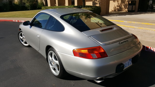 1999 Porsche 911 Carrera Arlington, Texas 64