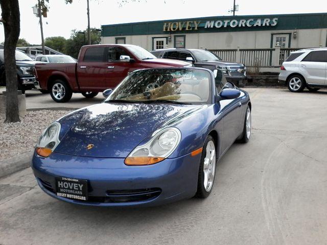 1999 Porsche 911 Carrera cabriolet with Hard-Top San Antonio, Texas 1