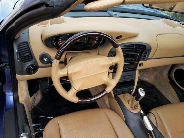 1999 Porsche 911 Carrera cabriolet with Hard-Top San Antonio, Texas 24