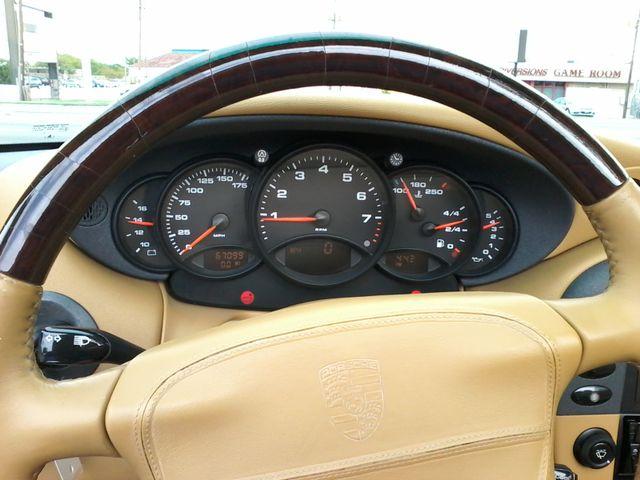 1999 Porsche 911 Carrera cabriolet with Hard-Top San Antonio, Texas 26