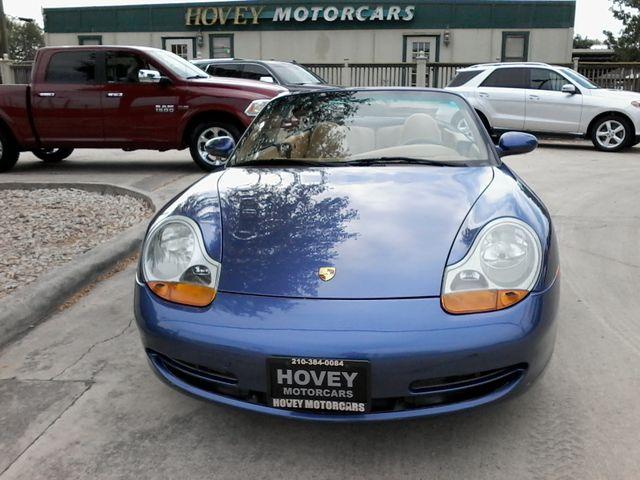 1999 Porsche 911 Carrera cabriolet with Hard-Top San Antonio, Texas 2