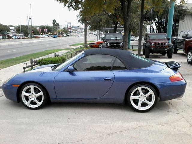 1999 Porsche 911 Carrera cabriolet with Hard-Top San Antonio, Texas 8