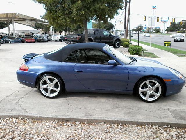 1999 Porsche 911 Carrera cabriolet with Hard-Top San Antonio, Texas 12