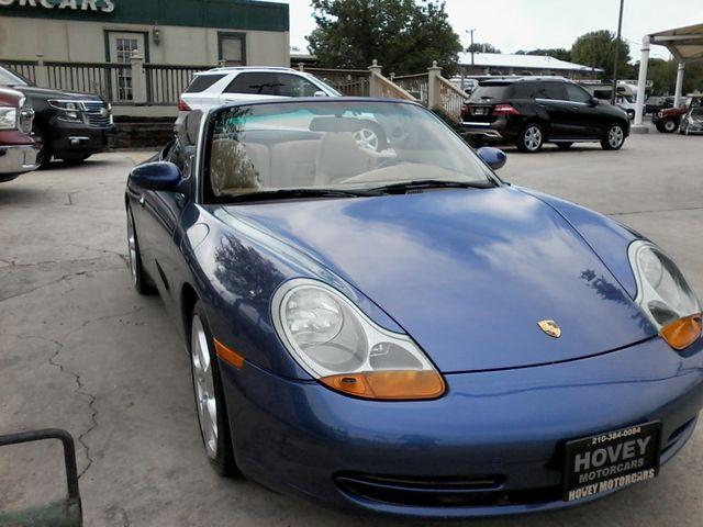 1999 Porsche 911 Carrera cabriolet with Hard-Top San Antonio, Texas 3