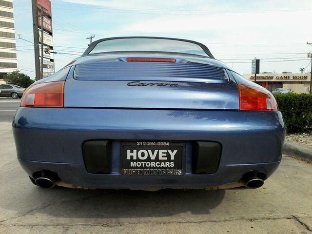 1999 Porsche 911 Carrera cabriolet with Hard-Top San Antonio, Texas 11