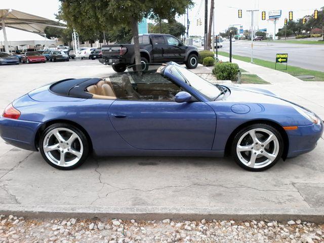 1999 Porsche 911 Carrera cabriolet with Hard-Top San Antonio, Texas 4