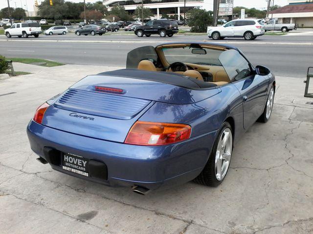 1999 Porsche 911 Carrera cabriolet with Hard-Top San Antonio, Texas 5