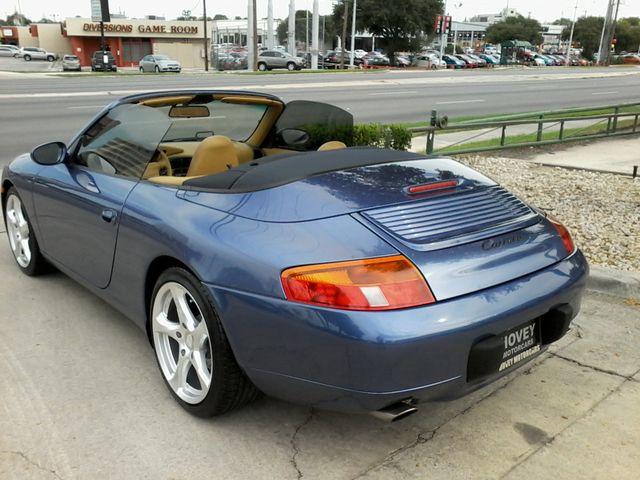 1999 Porsche 911 Carrera cabriolet with Hard-Top San Antonio, Texas 7