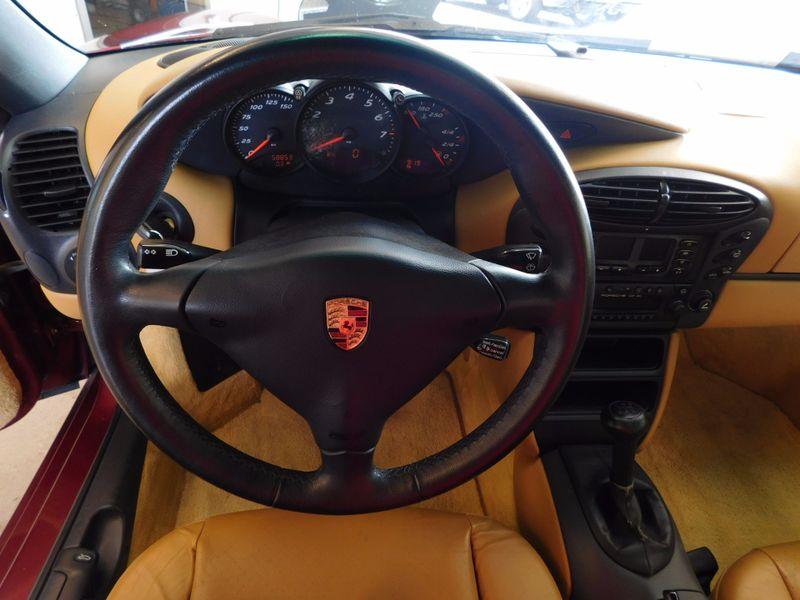 1999 Porsche Boxster   city TN  Doug Justus Auto Center Inc  in Airport Motor Mile ( Metro Knoxville ), TN