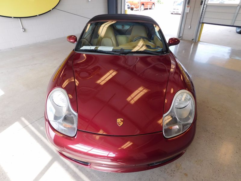1999 Porsche Boxster   city TN  Doug Justus Auto Center Inc  in Airport Motor Mile ( Metro Knoxville ), TN