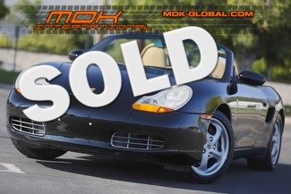 1999 Porsche Boxster - MANUAL - ONLY 63K MILES in Los Angeles