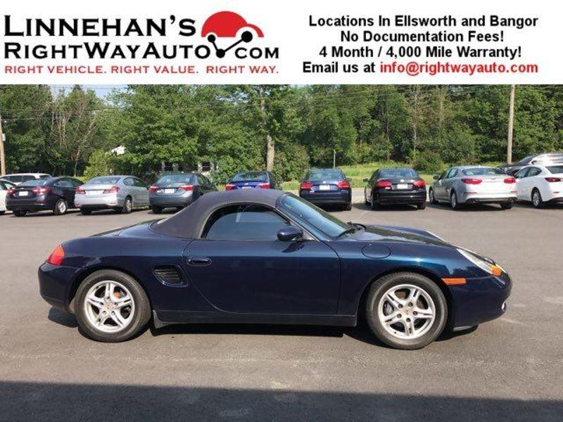 1999 Porsche Boxster   in Bangor, ME