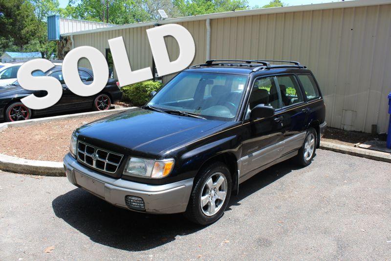 1999 Subaru Forester S | Charleston, SC | Charleston Auto Sales in Charleston SC