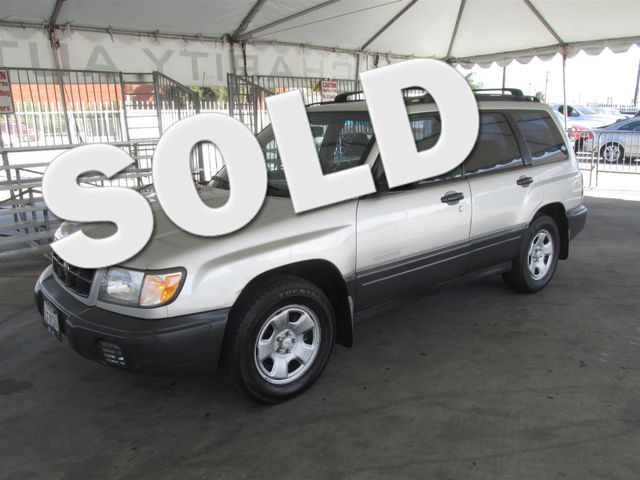 1999 Subaru Forester L Please call or e-mail to check availability All of our vehicles are avai