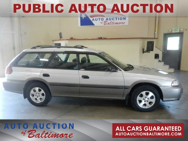 1999 Subaru LEGACY OUTBACK  in JOPPA MD