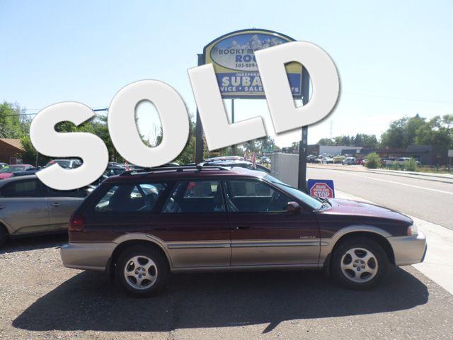 1999 Subaru Outback New Head Gaskets Golden, Colorado 0