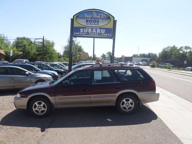1999 Subaru Outback New Head Gaskets Golden, Colorado 2