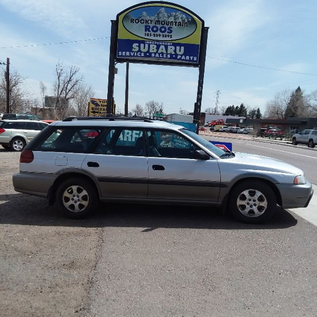 1999 Subaru Outback REBUILT ENGINE!!! Golden, Colorado 0